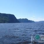 Les plus hauts caps du Fjord