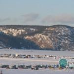 Site de pêche blanche - Grande Baie